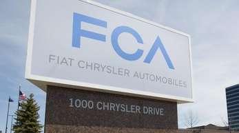 Die Zentrale von Fiat Chrysler in Auburn Hills, USA.
