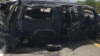 Bei einer Verfolgungsjagd in Texas sind mindestens fünf Menschen ums Leben gekommen.