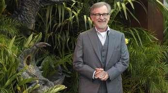 Steven Spielberg bei der Premiere von «Jurassic World: Das gefallene Königreich» in Los Angeles.