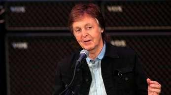Paul McCartney feierte Geburtstag.