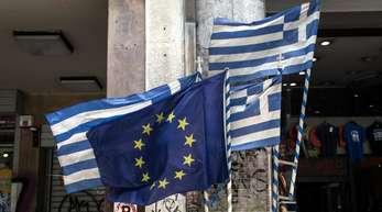 Griechenland war seit 2010 auf Unterstützung der europäischen Partner und des IWF angewiesen.