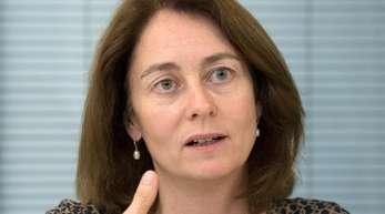 Weist Beschwerden der Union wegen der Mietpreisbremse zurück: Verbraucherschutzministerin Katarina Barley.