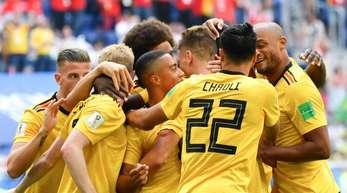 Belgien hat sich im Spiel um Platz drei mit 2:0 gegen England durchgesetzt.