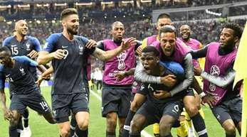 Frankreich ist Weltmeister!