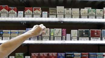 Laut Hersteller sind knapp 20,5 Milliarden Zigaretten versteuert worden.
