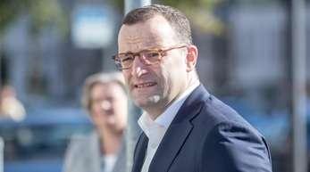 Bundesgesundheitsminister und CDU-Politiker Jens Spahn.