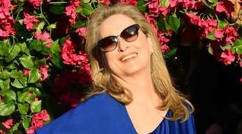 Meryl Streeps Rolle in «Mamma Mia 2» gibt noch einige Rätsel auf.