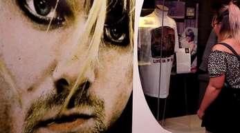 In der Ausstellung «Growing Up Kurt Cobain» kann man in die Kindheit von Kurt Cobain eintauchen.