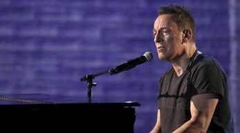 Bruce Springsteen macht am Broadway Furore.