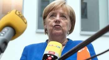 Die Kanzlerin muss sich auf Fragen nach der Handlungsfähigkeit ihrer dritten großen Koalition einstellen.