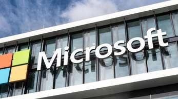 Microsoft kann sich weiter auf das lukrative Cloud-Geschäft mit IT-Diensten im Internet verlassen.