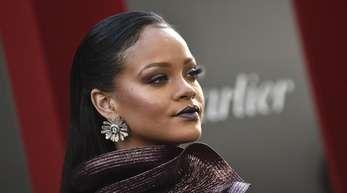 Rihanna bereitet ein neues Album vor.