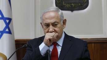 Israels Ministerpräsident Netanjahu will mit einer ranghohen russischen Delegation über die Lage in Syrien sprechen.