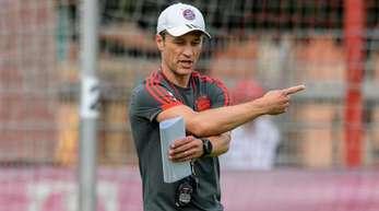 Niko Kovac tritt Trainer bei den Bayern die Nachfolge von Jupp Heynckes an und soll Titel gewinnen.