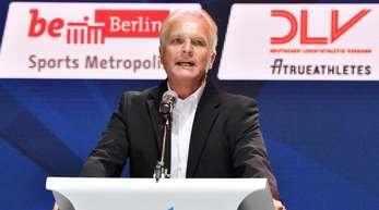 Clemens Prokop spricht sich für Berlin als Austragungsort der European Championships 2022 aus.