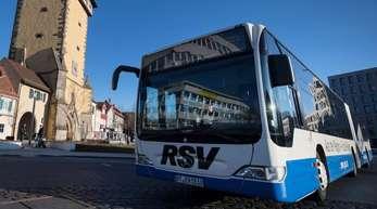 Busverkehr in Reulingen:Der Öberburgermeister der Stadt ist bei dem Treffen in Berlin dabei.