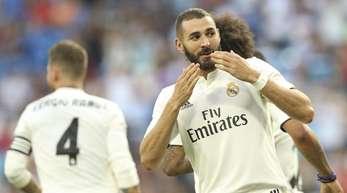 Nach dem Weggang von Cristioano Ronaldo lastet die Verantwortung Tor zu erzielen nun auch auf Karim Benzema.