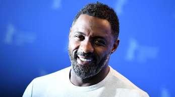 Idris Elba, britischer Regisseur und Schauspieler, bei einem Fototermin zu seinem Film «Yardie».