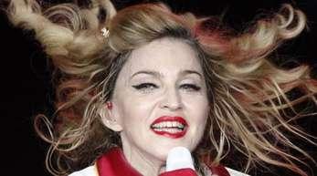 Pop-Ikone Madonna feiert ihren 60. Geburtstag.