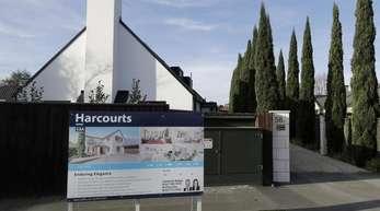 Christchurch, Neuseeland:Angesichts von gestiegenen Immobilienpreisen dürfen Ausländer in Neuseeland keine Häuser mehr kaufen.