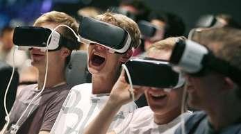 Die Gamescom hat sich zum weltweit größten Event für Computer- und Videospiele entwickelt.