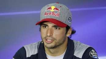 Der Spanier Carlos Sainz Jr. soll Nachfolger von Fernando Alonso bei Mclaren werden.