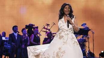 Große Trauer um Aretha Franklin.