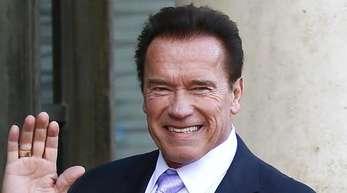 Arnold Schwarzenegger konnte seine Trophäensammlung komplettieren.