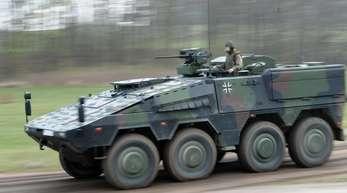 211 Radpanzer vom Typ Boxer liefert Rheinmetall in den kommenden Jahren nach Australien.