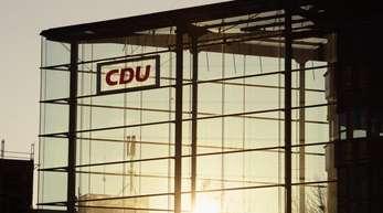 Im Konrad-Adenauer-Haus, der CDU-Parteizentrale in Berlin, geht die politische Sommerpause zu Ende.