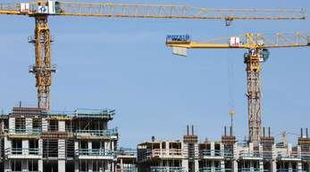 Um den Wohnungsmangel in Deutschland zu beheben, sind 350.000 bis 400.000 neue Wohnungen pro Jahr nötig.
