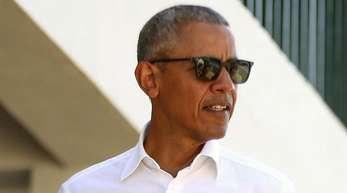 Barack Obama gibt Lesetipps.