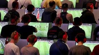 Die Gamescom ist Fachmesse und Event zugleich.