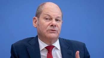 Finanzminister Olaf Scholz (SPD) berät sich in Wien mit seinen EU-Kollegen.