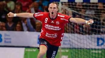 Holger Glandorf will auch in der Champions League für Furore sorgen.