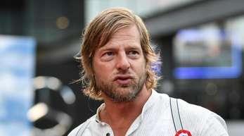 Henning Baum mag die direkte Art seiner Filmfigur.