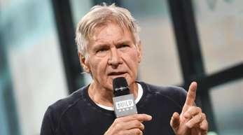 Harrison Ford macht sich große Sorgen um die Zukunft der Menschheit.