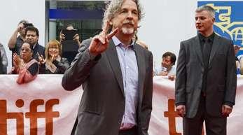 Der Regisseur Peter Farrelly begeisterte das Publikum in Toronto mit «Green Book».
