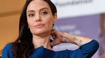 In «The Kept» will Angelina Jolie den Tod ihrer Familie rächen.