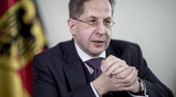 Hans-Georg Maaßen muss als Chef des Verfassungsschutzes seinen Platz räumen.