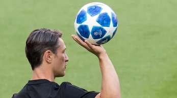 Gibt sein Königslklassendebüt als Trainer: Bayern-Coach Niko Kovac.