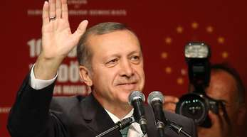 Der türkische Ministerpräsident Recep Tayyip Erdogan kommt am 28. und 29. September nach Deutschland.