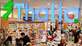 Eine Filiale der Buchhandelskette Thalia in Berlin.