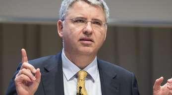 Mit 12,88 Millionen Euro Europas bestbezahlter Unternehmensboss: Roche-CEO Severin Schwan.