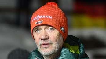 Franz Steinle, Präsident des Deutschen Skiverbandes, hält die RUSADA-Begnadigung für bedenklich.