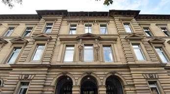 Am Landgericht Karlsruhe sind für den Beginn des «Mafia-Prozesses» erhöhte Sicherheitsvorkehrungen vorgesehen.