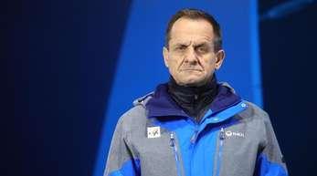 DOSB-Chef Alfons Hörmann hält die WADA-Entscheidung für fragwürdig.