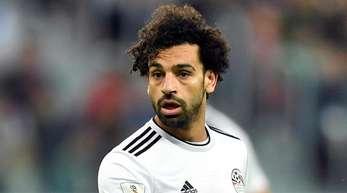 Mo Salah ist einer der drei Kandidaten für den Weltfußballer des Jahres.