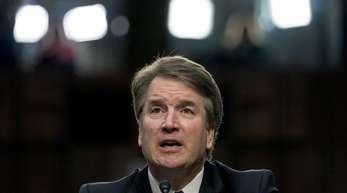 Gerät durch weitere Missbrauchsvorwürfe schwer unter Druck: Supreme-Court-Kandidat Brett Kavanaugh.