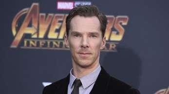 Benedict Cumberbatch half in der Not, gerne spricht er aber nicht darüber.